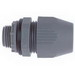 Steel City LT-503 Straight Liquidtight Connector; 1 Inch, Nylon, NPT
