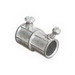 Steel City TX-221 Combination Set Screw Coupling; 1/2 Inch EMT x 1/2 Inch Flex, Die-Cast Zinc