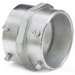 Steel City TK121US Set Screw Coupling; 1/2 Inch, Steel