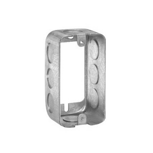 Thepitt TP602 Extension Ring; Steel, 1-7/8 Inch Depth, 13 Cubic-Inch, 6-Knockouts