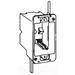 Thepitt TP1690 1-Gang Switch Box; 2-3/4 Inch Depth, PVC, 16 Cubic-Inch, Gray