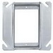 Thepitt TP530 1-Device Raised Tile Wall Square Box Cover; Steel, 14.8 Cubic-Inch, 2 Inch Depth