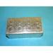 Thepitt TP693 4-Gang Masonry Box; 3-1/2 Inch Depth, Steel, 88 Cubic-Inch, Natural