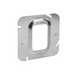 Thepitt TP579 1-Device Raised 4-11/16 Inch Square Box Raised Cover; Steel, 4.5 Cubic-Inch, 5/8 Inch Depth