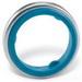 Thomas & Betts 5262 Liquidtight Conduit Sealing Gasket Ring; 1/2 Inch, Threaded, 316 Stainless Steel Retainer, Santoprene Sealing, Chrome