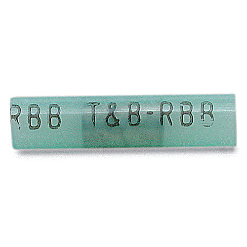 Thomas & Betts RBB21 Sta-Kon® RBB Series Nylon Insulated Butt Splice; 16-14 AWG, Blue