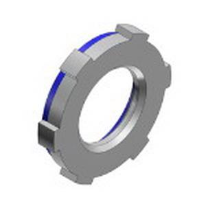 Thomas & Betts 141SL Sealing Locknut; 1/2 Inch, Threaded, Steel