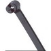 Thomas & Betts TY27MX Ty-Rap® UV Resistant Standard Cable Tie With Stainless Steel Locking Device; 3.5.00 Inch Bundle Dia, 13 Inch Length, 120 lb Tensile Strength, Nylon 6.6, Black