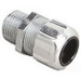 Thomas & Betts 2942 Ranger® Liquidtight Strain Relief Connector; 1 Inch Threaded, 0.700 - 0.950 Inch, Steel