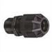 Thomas & Betts 2922NM Ranger® Liquidtight Strain Relief Connector; 1/2 Inch Threaded, 0.500 - 0.750 Inch, Nylon