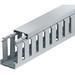 Thomas & Betts TY15X2WPW6 Wide Slot Wiring Duct; 6 ft x 1.500 Inch x 2 Inch, Rigid PVC, White