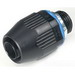 Thomas & Betts LT50P Xtra Flex® Plastic Bullet® Straight Liquidtight Bullet; 1/2 Inch, Thermoplastic, NPT