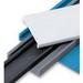 Thomas & Betts TY3CPB6 Wiring Duct Cover; 3 Inch, Rigid PVC, Black