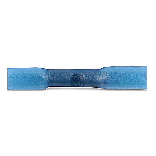 Thomas & Betts 2RBS14X RBS Series Polyolefin Insulated Butt Splice; 16-14 AWG, Blue