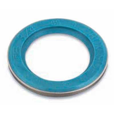 Thomas & Betts 5309 Sealing Ring With Retainer; 3 Inch, Santoprene Thermoplastic Rubber