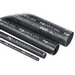 Thomas & Betts HS12-6L Shrink-Kon® 3:1 Ratio Heavy Wall Heat Shrinkable Tubing; 0.510 Inch x 6 Inch, 8-6 AWG, Black