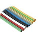 Thomas & Betts CPO125-0-A Shrink-Kon® 2:1 Ratio Thin Wall Heat Shrinkable Tubing; 0.125 Inch x 4 ft, 30-24 AWG, Black