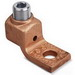 Thomas & Betts 31005-TB Locktite® Lug; 8-4 AWG, 1 Hole Mount, Copper
