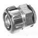 Thomas & Betts 5362 Chase® Insulated Liquidtight Connector; 1/2 Inch, Steel, Electro-Plated Zinc