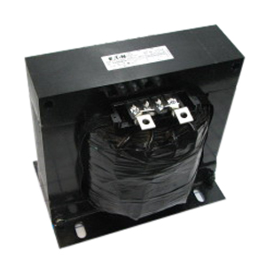 Eaton / Cutler Hammer C3000K2A Type MTK Control Transformer 240 x 480/230 x 460/220 x 440 Volt Primary  120/115/110 Volt Secondary  3000 VA