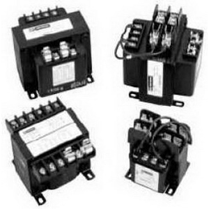 Eaton / Cutler Hammer C1500K3D Type MTK Control Transformer 208/380/416 Volt Primary  115/95 Volt Secondary  1500 VA