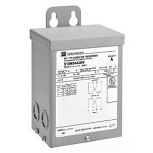 Eaton / Cutler Hammer S27N11P51P Type EP General Purpose Encapsulated Transformer 277 Volt Primary  120/240 Volt Secondary  0.5 KVA