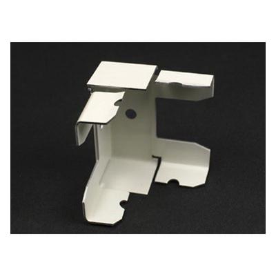 Wiremold / Walker 2417M-FW Internal Elbow; Steel, Fog White