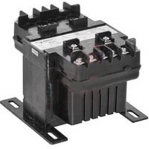Hammond PH350MQMJ-FK Control Transformer With Fuse Kit; 220/230/240/440/460/480 Volt Primary, 110/115/120/220/230/240 Volt Secondary, 350 VA, Integrally Molded Terminal Block Connection