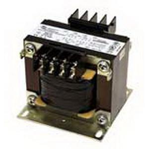 Hammond SP100MQMJ Control Transformer 240/480 Volt Primary  120/240 Volt Secondary  100 VA  Screw Terminal Connection