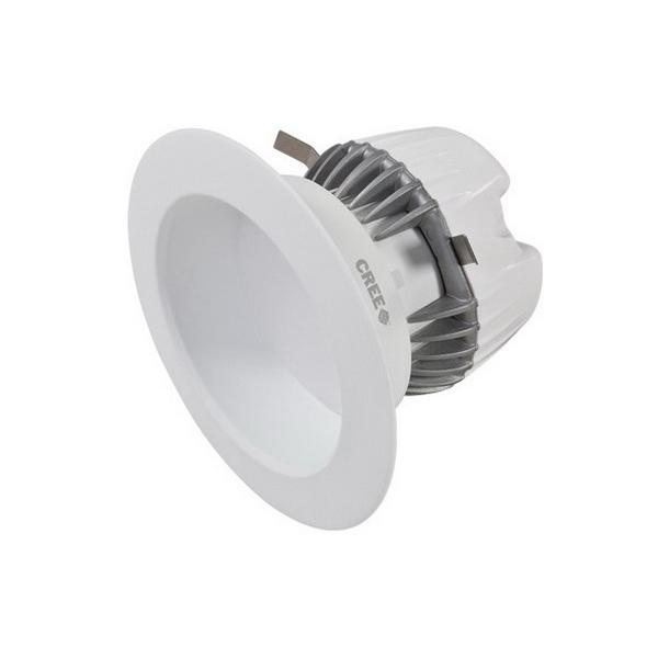 Cree CR4-575L-27K-12-GU24-FD Ceiling Mount CR Series 4 Inch LED Downlight Module; 12.5 Watt, 575 Lumens