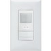 Lithonia Lighting / Acuity WSX-PDT-SA-WH Sensor Switch® Wall Mount Dual Technology Passive Infrared Switch Sensor; 120/277 Volt AC, 20 ft, Vacancy (Default) Or Auto ON, White