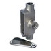 CalConduit S60700TE00 Calbrite™ Tee Conduit Body; 3/4 Inch, Form 8, 316 Stainless Steel