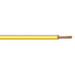 Copper Building Wire XHHW Cable; 10 AWG, 7 Stranded, Copper Conductor, Yellow, Spool/Reel