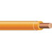 Copper Building Wire XHHW Cable; 12 AWG, Solid, Copper Conductor, Orange, 500 ft Spool/Reel
