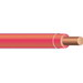 Copper Building Wire XHHW Cable; 12 AWG, Solid, Copper Conductor, Red, 500 ft Spool/Reel