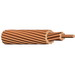 Copper Building Wire Bare Cable; 4/0 AWG, 19 Stranded, Soft Drawn Bare Copper Conductor, 500 ft Reel
