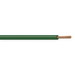 Copper Building Wire THW Cable; 10 AWG, 7 Stranded, Copper Conductor, Green, 500 ft Spool
