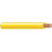 Copper Building Wire THHN Cable; 500 MCM, 37 Stranded, Copper Conductor, Yellow, Reel/Coil