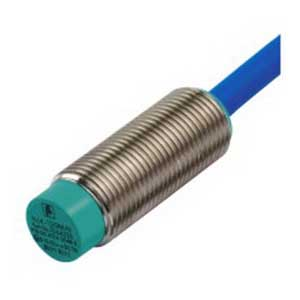 Pepperl & Fuchs NJ4-12GM-N Inductive Proximity Sensor; 4 mm Sensing Distance, 3 Wire, NAMUR Output, NC Operating Mode