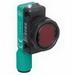 Pepperl & Fuchs ML17-54/73/136 Retroreflective/Polarization Filter Photoelectric Sensor; 10 - 30 Volt DC, 0 - 3.5 m Sensing Range, 2 Push-Pull Output
