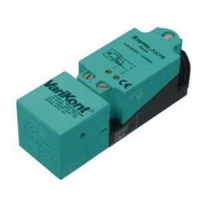 Pepperl & Fuchs CJ15+U4+W Capacitive Proximity Sensor; 20 - 250 Volt AC, 15 mm Sensing Distance, 2 Wire, AC Output, NO/NC Operating Mode
