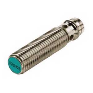 Pepperl & Fuchs NBB2-8GM25-E2-V3 Inductive Proximity Sensor; 10 - 30 Volt, 2 mm Sensing Distance, PNP, DC Output, NO Operating Mode