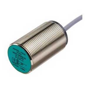 Pepperl & Fuchs NBB15-30GM50-US Inductive Proximity Sensor; 20 - 250 Volt AC, 20 - 300 Volt DC, 15 mm Sensing Distance, 2 Wire, AC/DC Output, NO Operating Mode