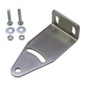 Pepperl & Fuchs OMH-ML17-1 Photoelectric Sensor Mounting Bracket; Stainless Steel