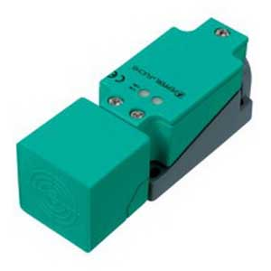 Pepperl & Fuchs NCB20+U4+U Inductive Proximity Sensor; 20 - 250 Volt AC, 20 - 300 Volt DC, 20 mm Sensing Distance, 2 Wire, AC/DC Output, NO/NC Operating Mode