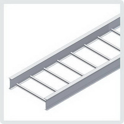 Cablofil 09-6A20C-S240-12 Straight Section; 240 Inch x 12 Inch x 6 Inch Rail, Aluminum