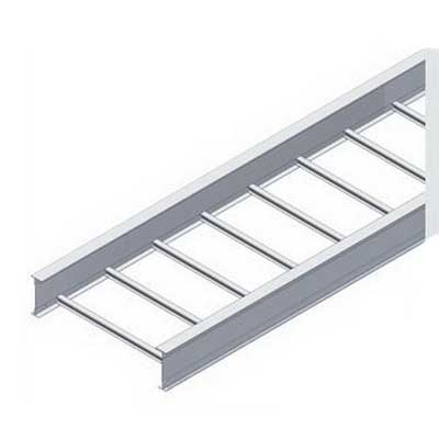 Cablofil 09-6A20C-S240-6 Straight Section; 240 Inch x 6 Inch x 6 Inch Rail, Aluminum