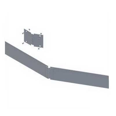 Cablofil 6A-HASP-GE PW Horizontal Adjustable Splice Kit; Aluminum Alloy 5052 - H32, Plain