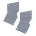 Cablofil 6A-VASP-GE PW Vertical Adjustable Splice Kit; Aluminum Alloy 5052 - H32, Plain