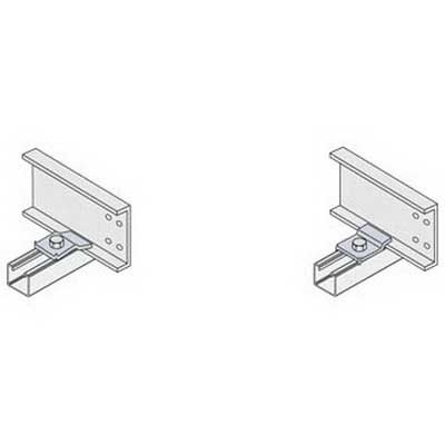 Cablofil A-1893-01-ZN 1893 Series Expansion Guide Clamp; Aluminum